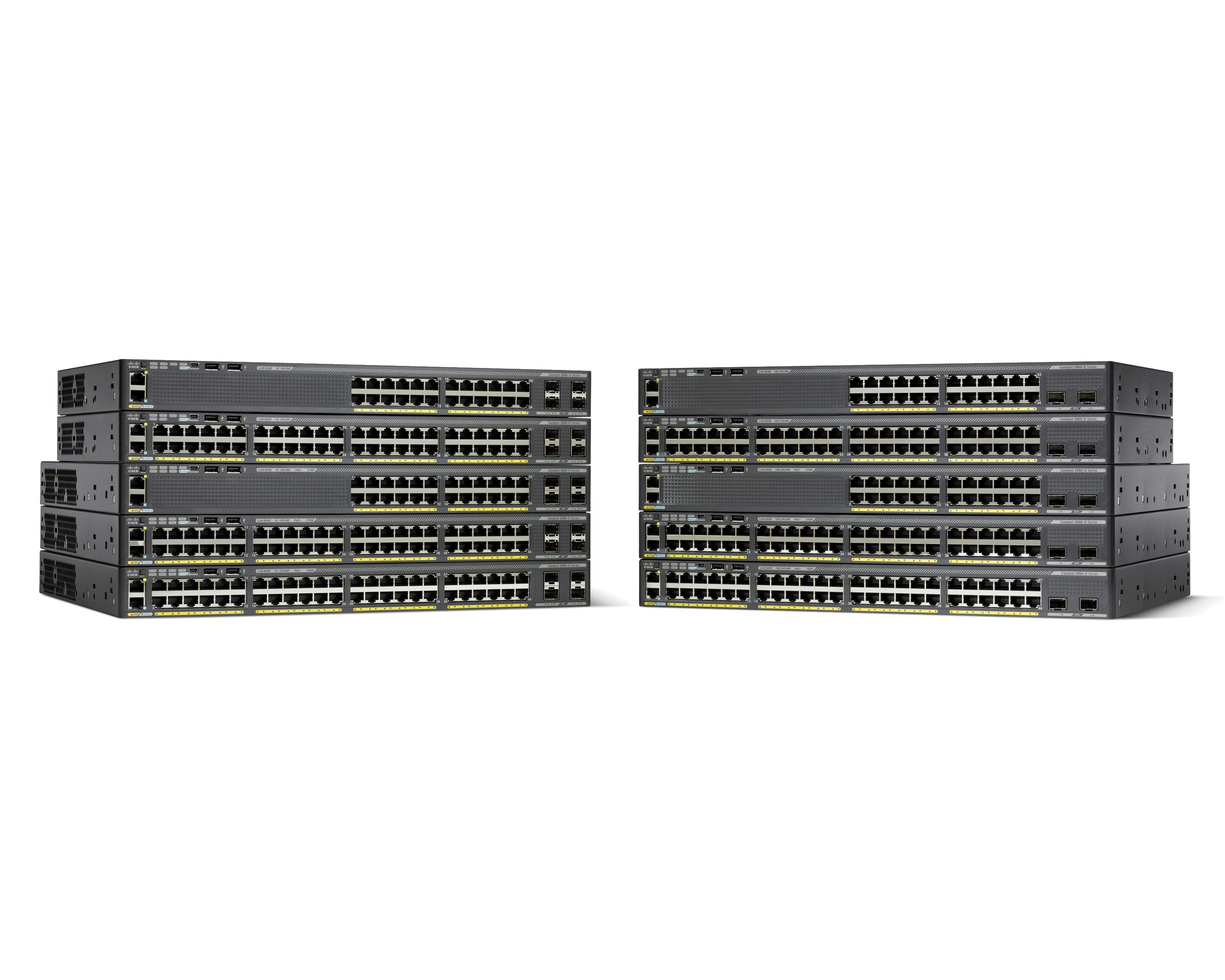 Cisco Catalyst 2960-X/XR Serisi