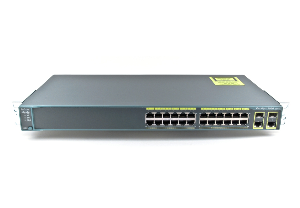 Cisco Catalyst 2960-Plus Serisi